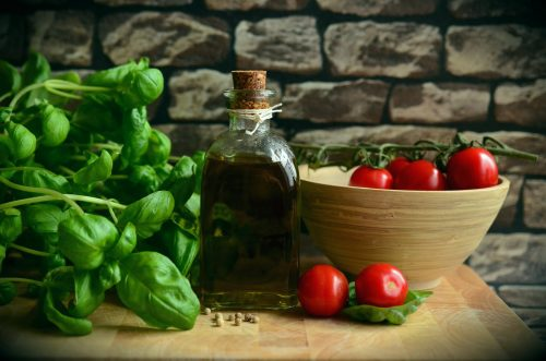 Herbs, Veggies & Fruits