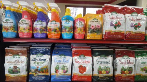 Fertilizers & Treatments