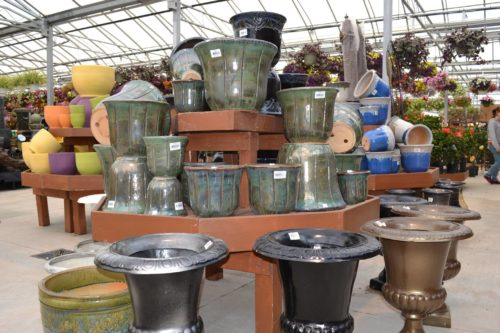 Pottery & Planters