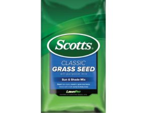 Grass Seed & Sod